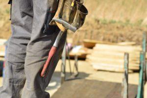 Outil, Travailleurs De La Construction, Zimmererhammer