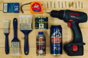Bricolage, La Bière, Le Travail De L'Homme, Accueil